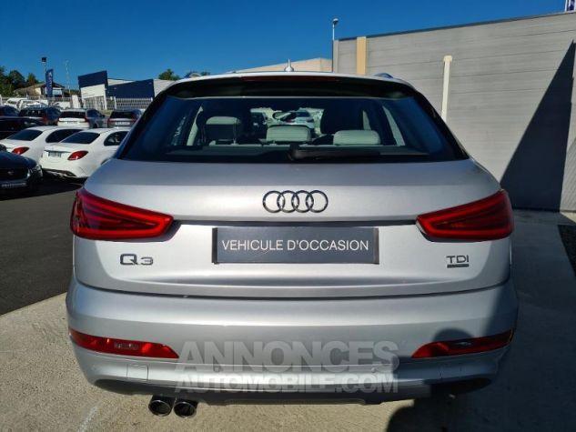 Audi Q3 2.0 TDI 177ch Ambiente quattro S tronic 7 Gris Occasion - 8