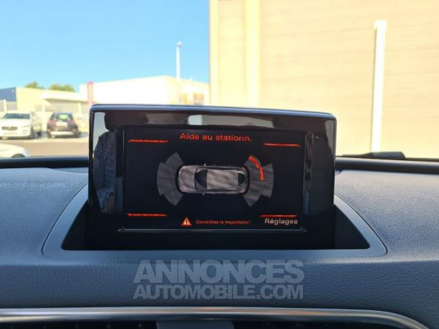 Audi Q3 2.0 TDI 177ch Ambiente quattro S tronic 7 Gris Occasion - 10