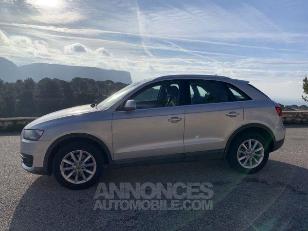 Audi Q3 2.0 TFSI 170CV QUATTRO GRIS ARGENT METAL Occasion - 1
