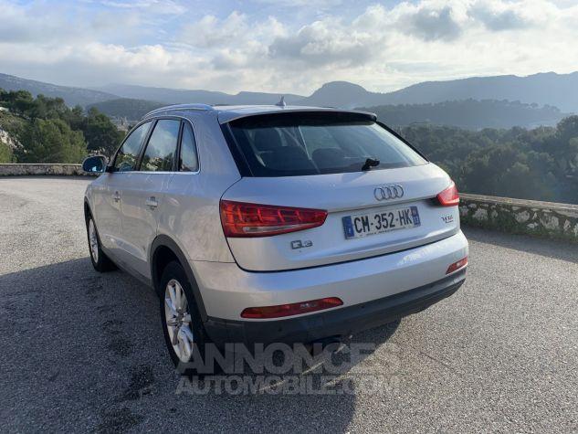 Audi Q3 2.0 TFSI 170CV QUATTRO GRIS ARGENT METAL Occasion - 2