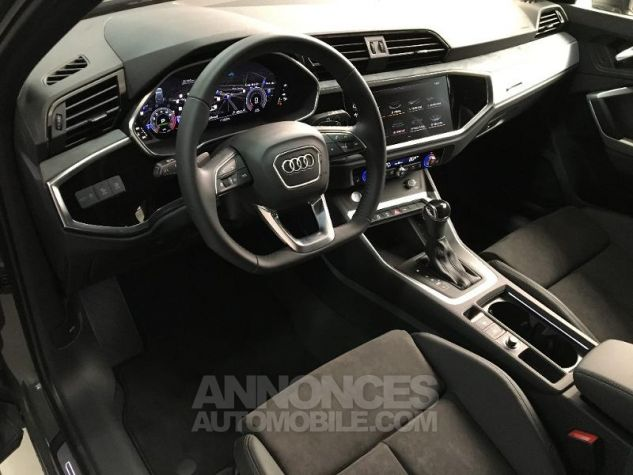 Audi Q3 35 TFSI 150ch Design Luxe S tronic 7 GRIS CHRONOS Occasion - 3