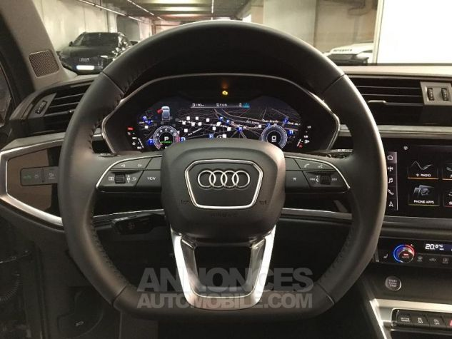 Audi Q3 35 TFSI 150ch Design Luxe S tronic 7 GRIS CHRONOS Occasion - 4