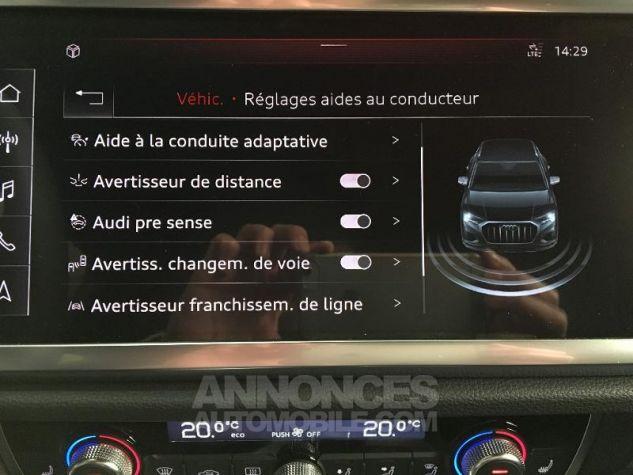 Audi Q3 35 TFSI 150ch Design Luxe S tronic 7 GRIS CHRONOS Occasion - 14
