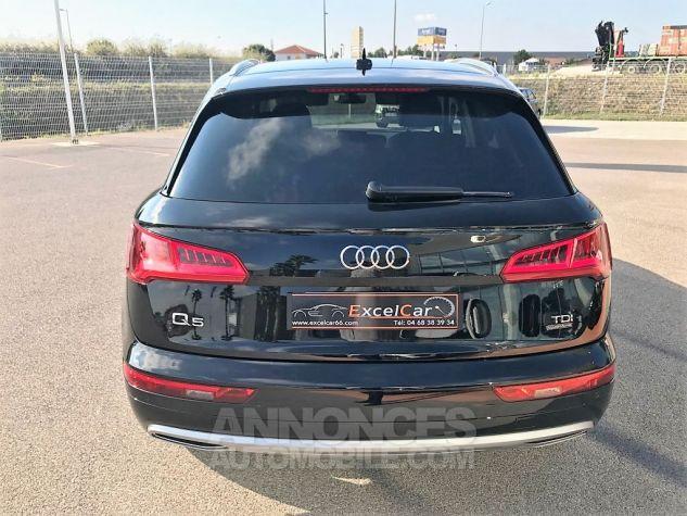 Audi Q5 2.0L TDI 190 QUATTRO S-TRONIC DESIGN LUXE NOIR MÉTAL Occasion - 6