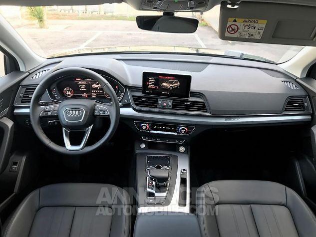 Audi Q5 2.0L TDI 190 QUATTRO S-TRONIC DESIGN LUXE NOIR MÉTAL Occasion - 9