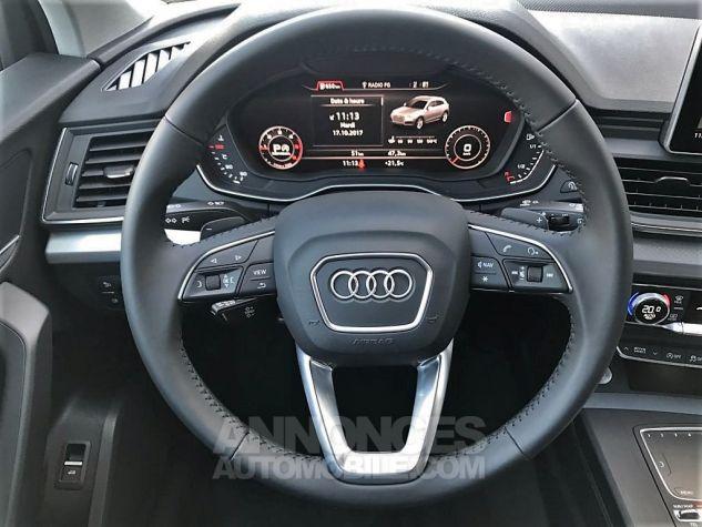Audi Q5 2.0L TDI 190 QUATTRO S-TRONIC DESIGN LUXE NOIR MÉTAL Occasion - 11