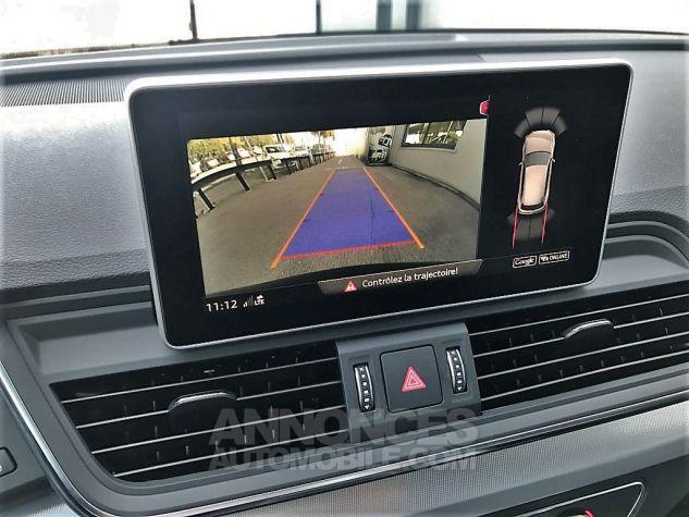 Audi Q5 2.0L TDI 190 QUATTRO S-TRONIC DESIGN LUXE NOIR MÉTAL Occasion - 13
