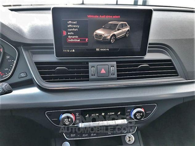 Audi Q5 2.0L TDI 190 QUATTRO S-TRONIC DESIGN LUXE NOIR MÉTAL Occasion - 14