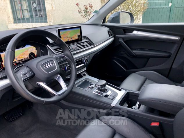 Audi Q5 Avus Gris Daytona métallisé Occasion - 5