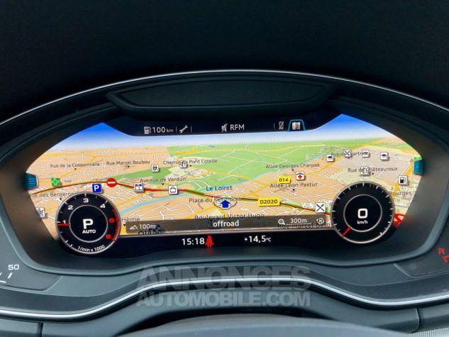 Audi Q5 Avus Gris Daytona métallisé Occasion - 10