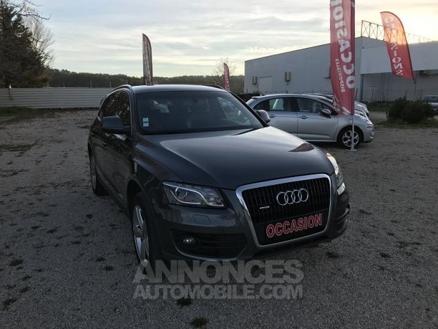Audi Q5 S LINE GRIS FONCE METAL Occasion - 0
