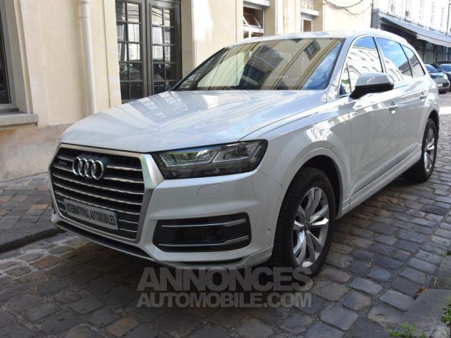 Audi Q7 3.0 Tdi Ultra 218 Avus Quattro Tiptronic8 Blanc Carrere Occasion - 0