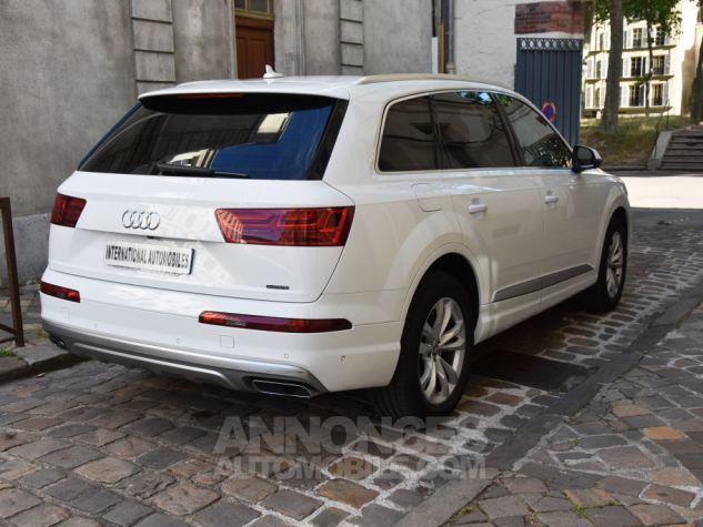 Audi Q7 3.0 Tdi Ultra 218 Avus Quattro Tiptronic8 Blanc Carrere Occasion - 3