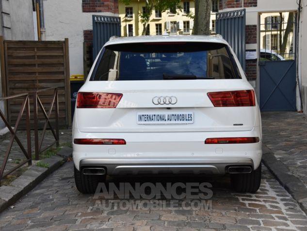 Audi Q7 3.0 Tdi Ultra 218 Avus Quattro Tiptronic8 Blanc Carrere Occasion - 4