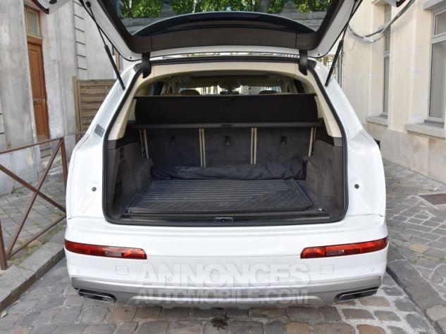 Audi Q7 3.0 Tdi Ultra 218 Avus Quattro Tiptronic8 Blanc Carrere Occasion - 5