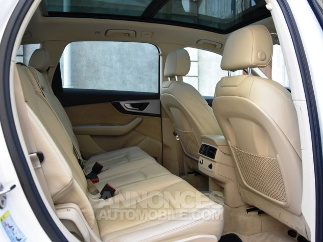 Audi Q7 3.0 Tdi Ultra 218 Avus Quattro Tiptronic8 Blanc Carrere Occasion - 9