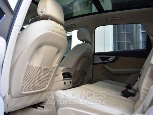 Audi Q7 3.0 Tdi Ultra 218 Avus Quattro Tiptronic8 Blanc Carrere Occasion - 10
