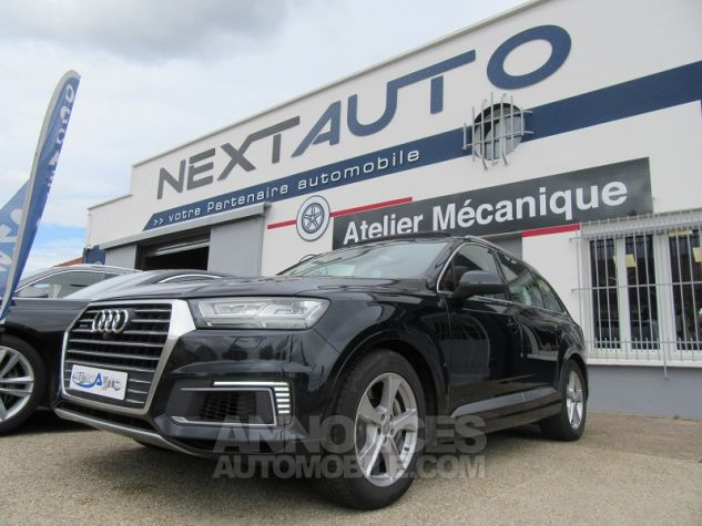 Audi Q7 3.0 V6 TDI 373CH E-TRON AVUS EXTENDED QUATTRO TIPTRONIC Bleu Nuit Occasion - 0