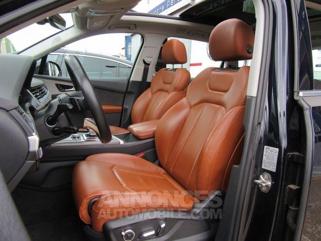 Audi Q7 3.0 V6 TDI 373CH E-TRON AVUS EXTENDED QUATTRO TIPTRONIC Bleu Nuit Occasion - 3