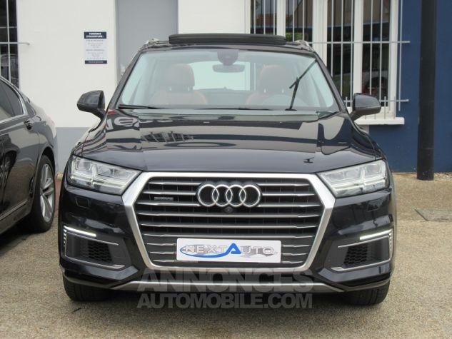 Audi Q7 3.0 V6 TDI 373CH E-TRON AVUS EXTENDED QUATTRO TIPTRONIC Bleu Nuit Occasion - 5