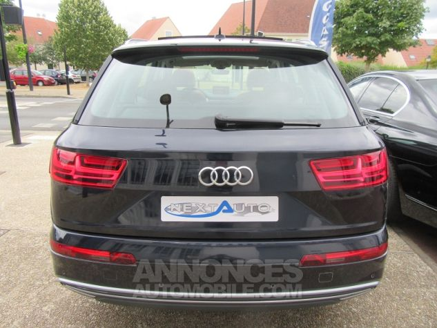 Audi Q7 3.0 V6 TDI 373CH E-TRON AVUS EXTENDED QUATTRO TIPTRONIC Bleu Nuit Occasion - 7
