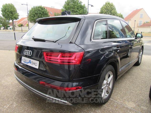 Audi Q7 3.0 V6 TDI 373CH E-TRON AVUS EXTENDED QUATTRO TIPTRONIC Bleu Nuit Occasion - 8