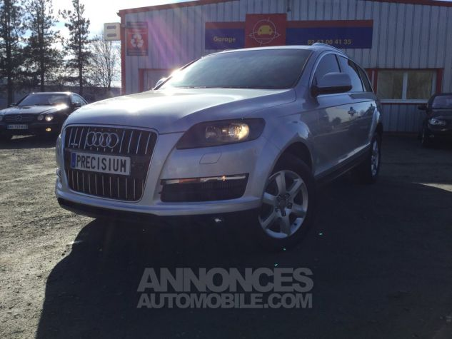 Audi Q7 Ambition Luxe Gris Occasion - 1