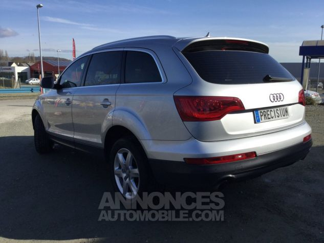 Audi Q7 Ambition Luxe Gris Occasion - 3