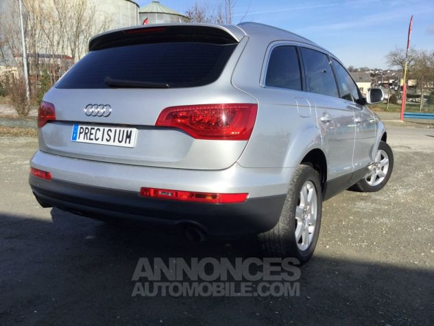 Audi Q7 Ambition Luxe Gris Occasion - 4