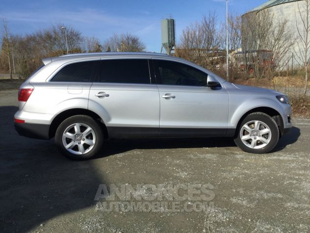 Audi Q7 Ambition Luxe Gris Occasion - 5