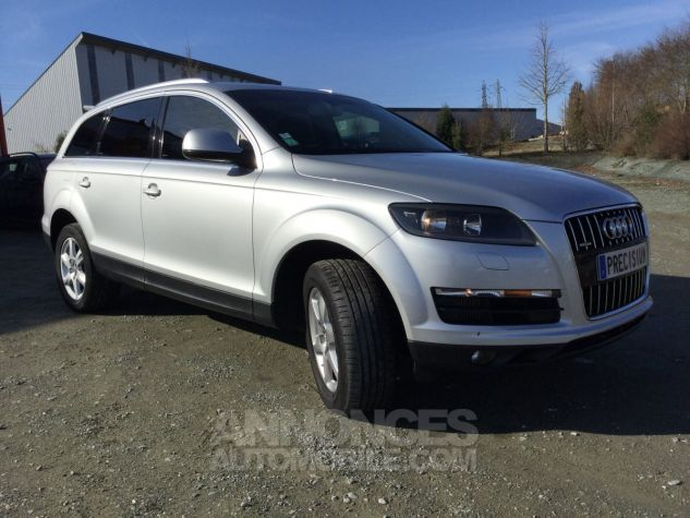Audi Q7 Ambition Luxe Gris Occasion - 6