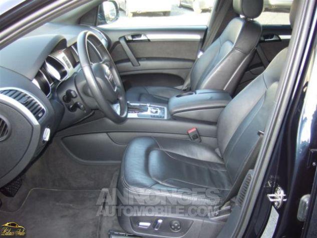 Audi Q7 Audi Q7 239cv 7 places GPS Caméra de recul Bleu métallisé Occasion - 3