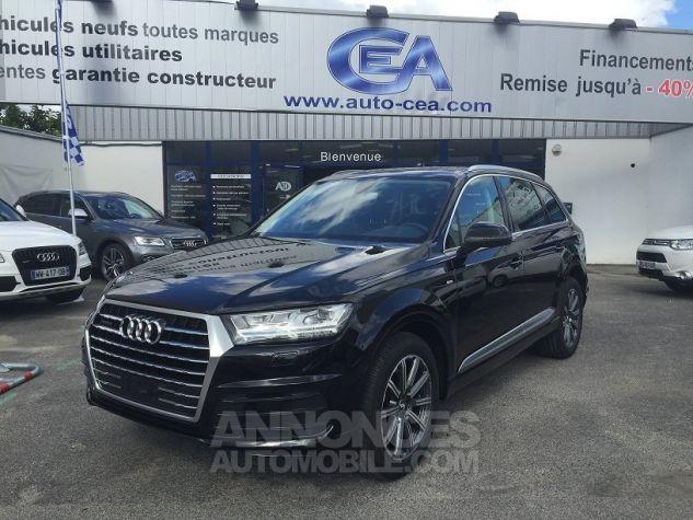 Audi Q7 S-line NOIR Occasion - 0