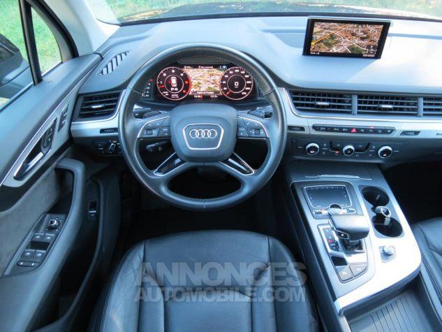 Audi Q7 TDI Quattro Ambition Luxe 2016 Bleu Encre Métallisé Occasion - 13