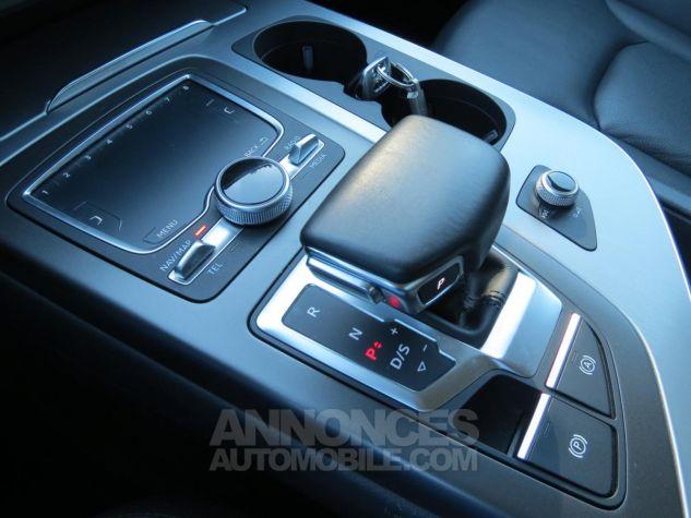 Audi Q7 TDI Quattro Ambition Luxe 2016 Bleu Encre Métallisé Occasion - 14
