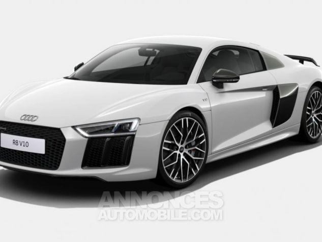 Audi R8 Coupé V10 Plus 610Ch 2018 blanc Occasion - 0