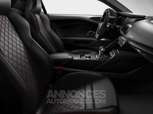 Audi R8 Coupé V10 Plus 610Ch 2018 blanc Occasion - 4