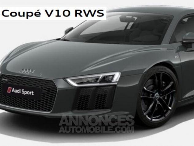 Audi R8 R8 COUPE V10 RWS GRIS DAYTONA NACRE Neuf - 0