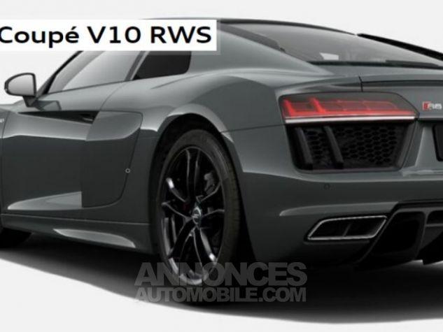Audi R8 R8 COUPE V10 RWS GRIS DAYTONA NACRE Neuf - 1