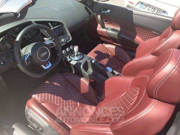 Audi R8 Spyder V10   S- Tronic  - 525cv Argent Occasion - 2
