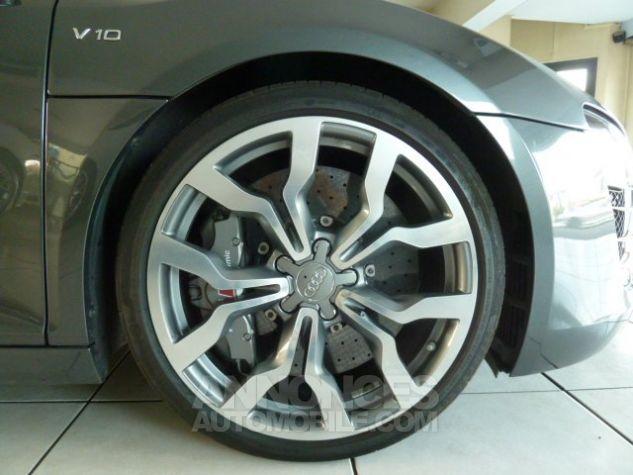 Audi R8 V10 S TRONIC GRIS DAYTONA METALLISE Occasion - 4