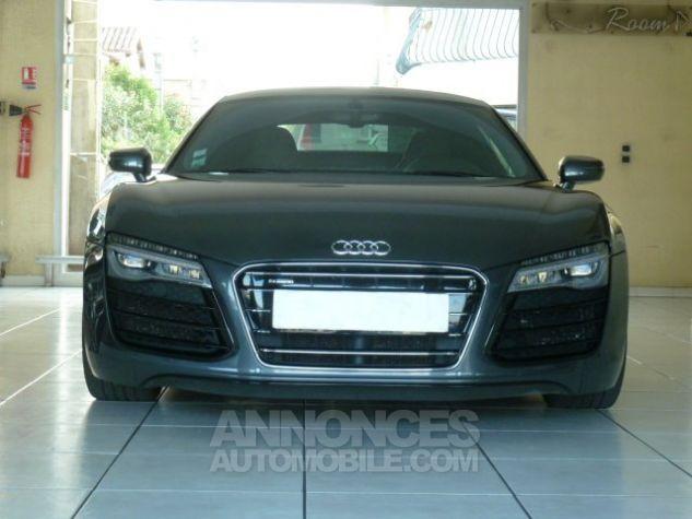 Audi R8 V10 S TRONIC GRIS DAYTONA METALLISE Occasion - 6
