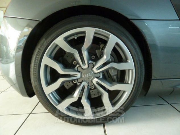 Audi R8 V10 S TRONIC GRIS DAYTONA METALLISE Occasion - 9