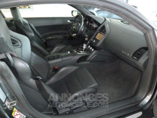Audi R8 V10 S TRONIC GRIS DAYTONA METALLISE Occasion - 10