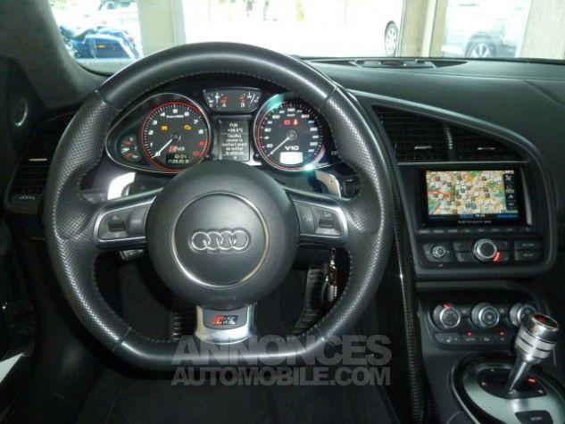 Audi R8 V10 S TRONIC GRIS DAYTONA METALLISE Occasion - 15