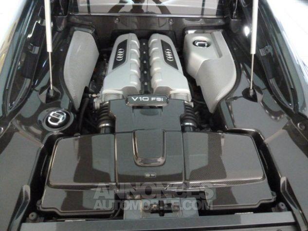 Audi R8 V10 S TRONIC GRIS DAYTONA METALLISE Occasion - 18