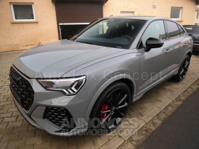 Audi RS Q3 Sportback, Pack RS Design, Freins céramique, Phares Matrix LED, ACC, Keyless, Caméra Gris Nardo Occasion - 1