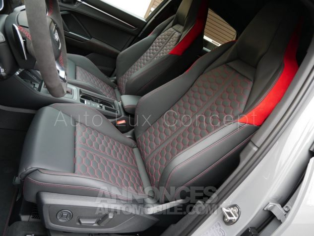 Audi RS Q3 Sportback, Pack RS Design, Freins céramique, Phares Matrix LED, ACC, Keyless, Caméra Gris Nardo Occasion - 7