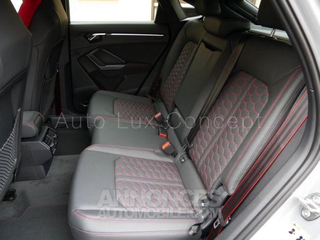 Audi RS Q3 Sportback, Pack RS Design, Freins céramique, Phares Matrix LED, ACC, Keyless, Caméra Gris Nardo Occasion - 8