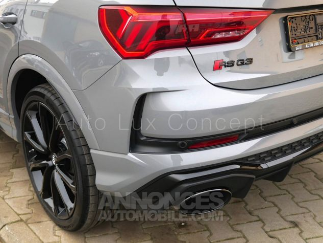 Audi RS Q3 Sportback, Pack RS Design, Freins céramique, Phares Matrix LED, ACC, Keyless, Caméra Gris Nardo Occasion - 11